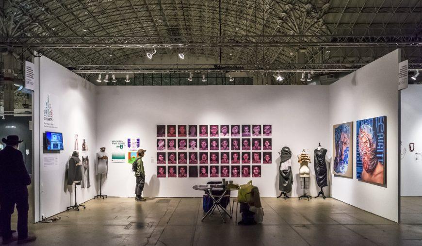 Chiarts Alumni Exhibit At Sofa Chicago